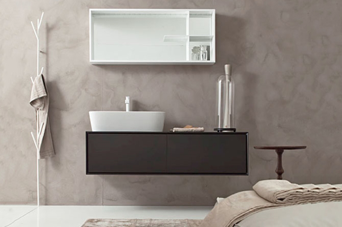 Beautiful mobile bagno senza lavabo contemporary for Self arredo bagno